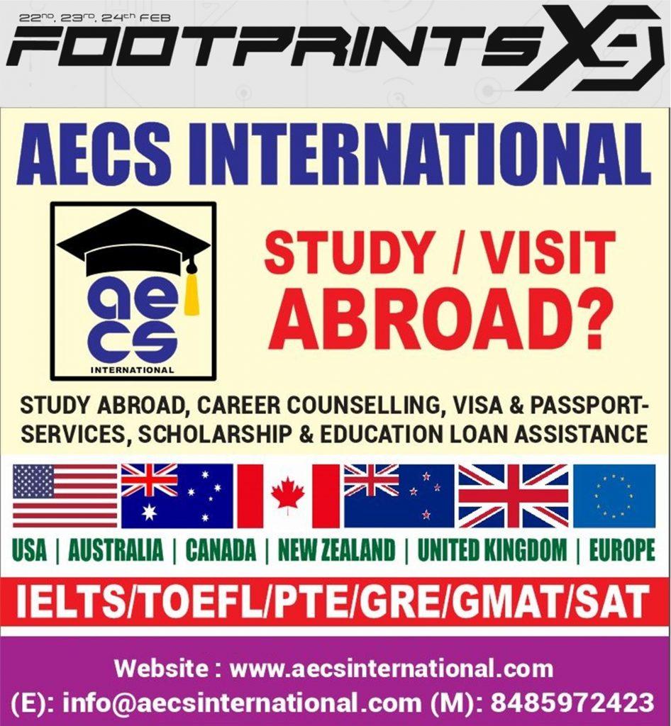 Association of M.S.University with AECS INTERNATIONAL
