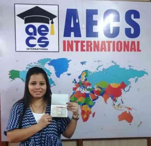 AECS INTERNATIONAL GALLERY OF VISA AND IELTS