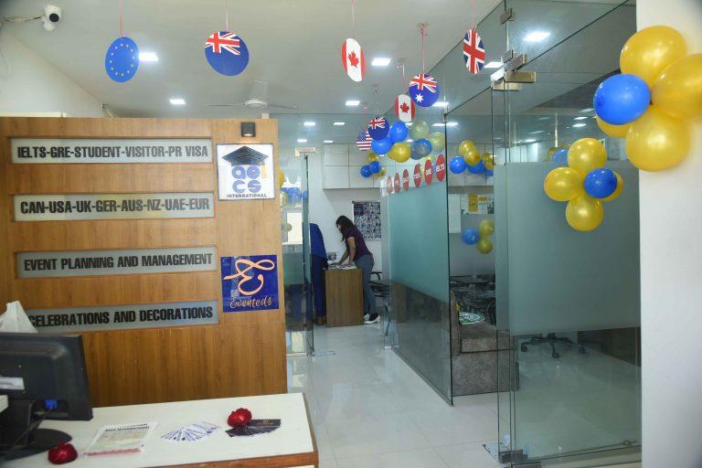 AECS INTERNATIONAL Head Office