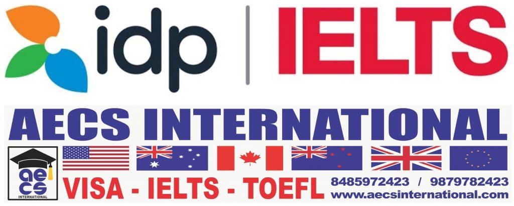 AECS INTERNATIONAL IELTS IDP